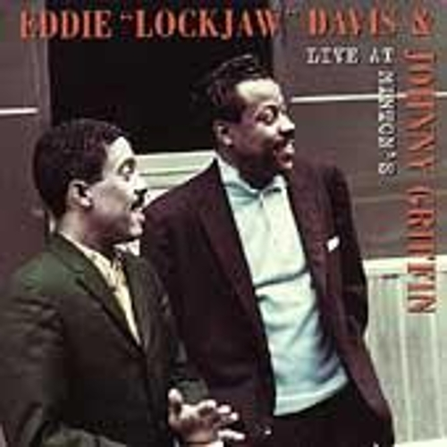 Play & Download Live At Minton's by Eddie 'Lockjaw' Davis | Napster