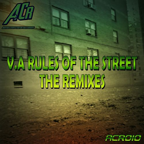 Play & Download Rules Of The Street The Remixes by Trooper | Napster