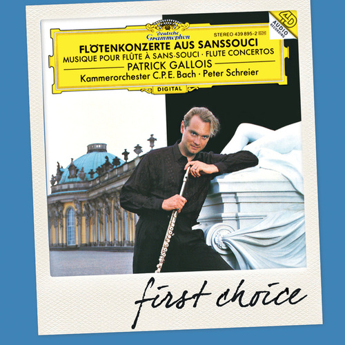 Play & Download Flötenkonzerte aus Sanssouci by Patrick Gallois | Napster