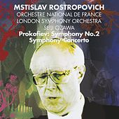 Play & Download Prokofiev : Symphony No.2 & Symphony-Concerto for cello & orchestra (Maestro) by Mstislav Rostropovich | Napster