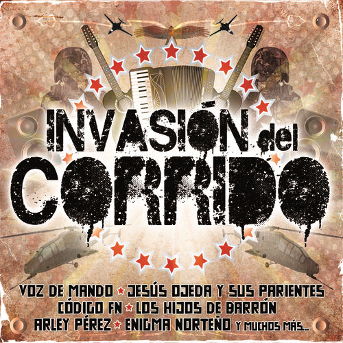 Play & Download Invasión Del Corrido by Various Artists | Napster
