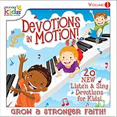 Play & Download Devotions in Motion Vol. 1 by Wonder Kids | Napster