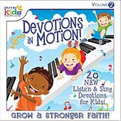 Play & Download Devotions in Motion, Vol. 2 by Wonder Kids | Napster