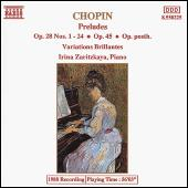 Play & Download Preludes Op. 28/Op. 45/Op. posth. by Frederic Chopin | Napster