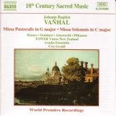Missa Pastoralis / Missa Solemnis by Johann Baptist Vanhal