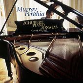 Schubert: Late Piano Sonatas by Murray Perahia