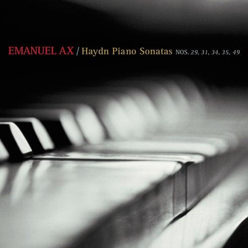 Play & Download Haydn: Piano Sonatas by Emanuel Ax | Napster