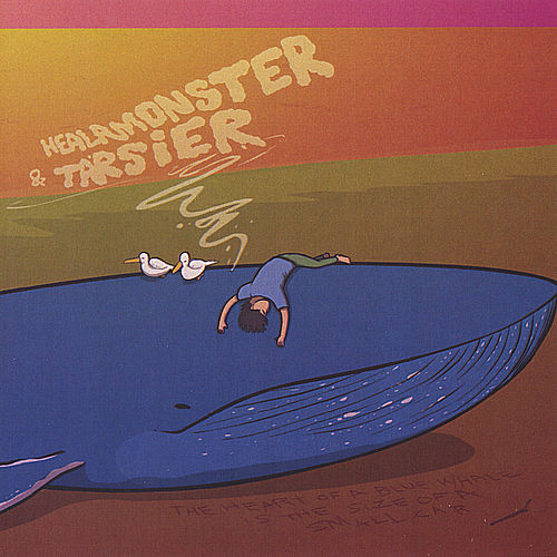 The Heart Of A Blue Whale Is The Size Of A Small Car by Healamonster & Tarsier
