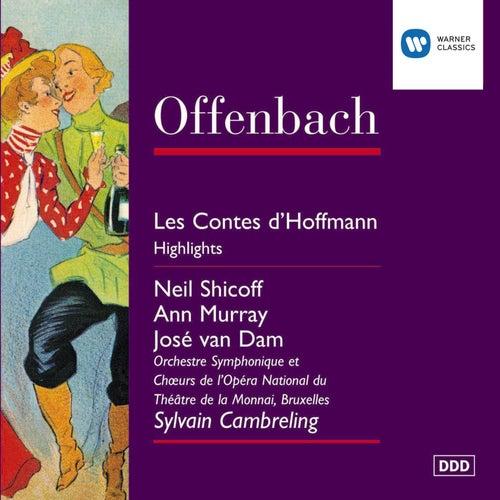 Offenbach: Les Contes d'Hoffmann Highlights by Bruxelles Orchestre Symphonique de l'Opéra National