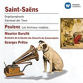 Play & Download Saint-Saëns:Symphony No.3/Caranaval des animaux/Les Animaux modèles by Georges Pretre | Napster