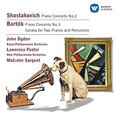 Shostakovich: Piano Concertos/Bartok: Sonata for 2 pianos & percussion by John Ogdon