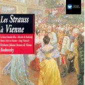 The Strausses of Vienna by Wiener Johann-Strauss-Orchester