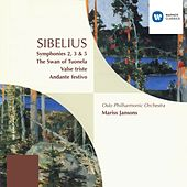 Sibelius : Symphonies 2,3,5 etc by Oslo Philharmonic Orchestra