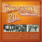 Play & Download 20 Corridos by Los Invasores De Nuevo Leon | Napster