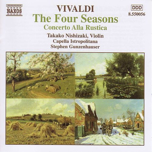 Play & Download The Four Seasons (1988) by Antonio Vivaldi | Napster