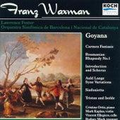 Goyana / The Charm Bracelet / Sinfonietta by Franz Waxman