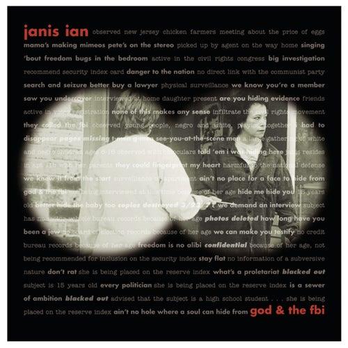God & The F.B.I. by Janis Ian