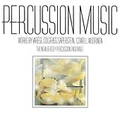 Percussion Music: Works by Varese, Colgrass, Saperstein, Cowell, Wuorinen von The New Jersey Percussion Ensemble