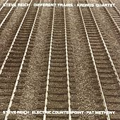 Different Trains / Electric Counterpoint by Steve Reich