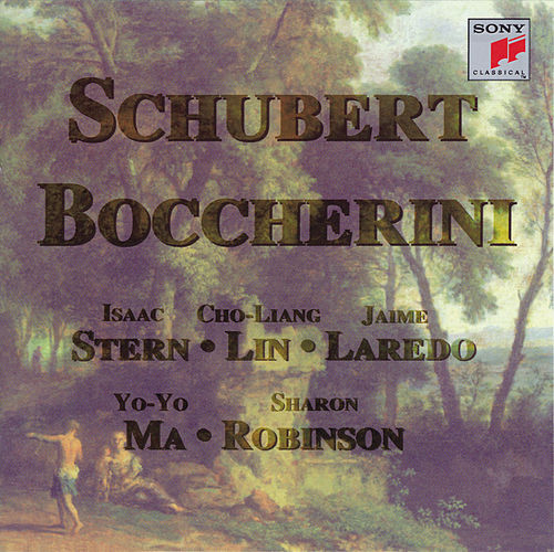 Schubert, Boccherini: String Quintets by Various Artists