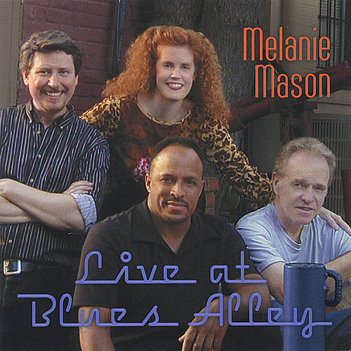 Play & Download Live at Blues Alley by Melanie Mason | Napster
