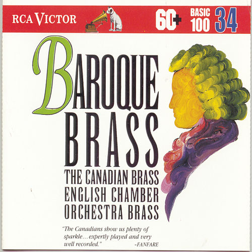 Play & Download Baroque Brass by Various Artists | Napster