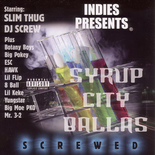 Play & Download Syrup City Ballas Screwed by Slim Thug   Napster