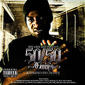 Play & Download Representin Money by 50/50 Twin | Napster