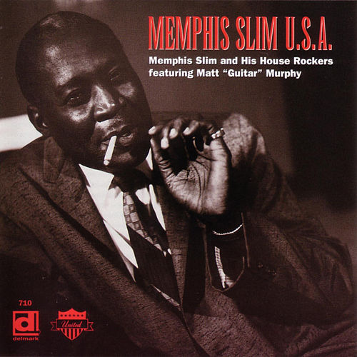 Play & Download Memphis Slim U.S.A. by Memphis Slim | Napster