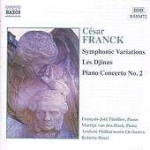 Play & Download Symphonic Variations by Cesar Franck | Napster