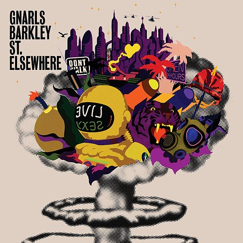 Play & Download St. Elsewhere by Gnarls Barkley | Napster