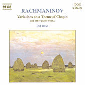 Play & Download Variations on a Theme of Chopin by Sergei Rachmaninov | Napster