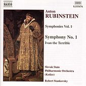 Play & Download Symphonies Vol. 1 by Anton Rubinstein | Napster