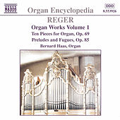 Organ Works Vol. 1 by Max Reger