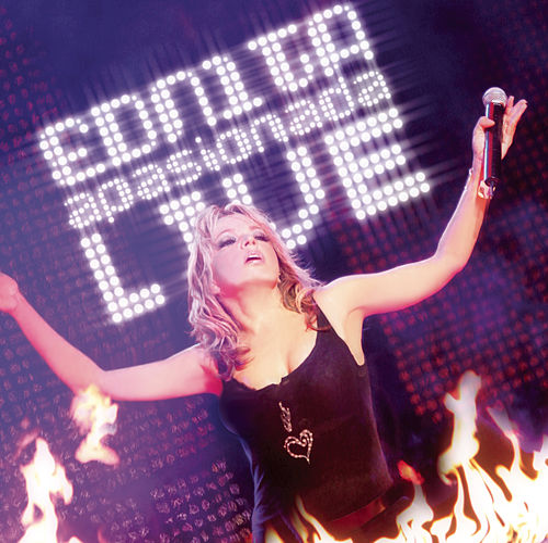 Play & Download Ednita...Apasionada Live by Ednita Nazario | Napster