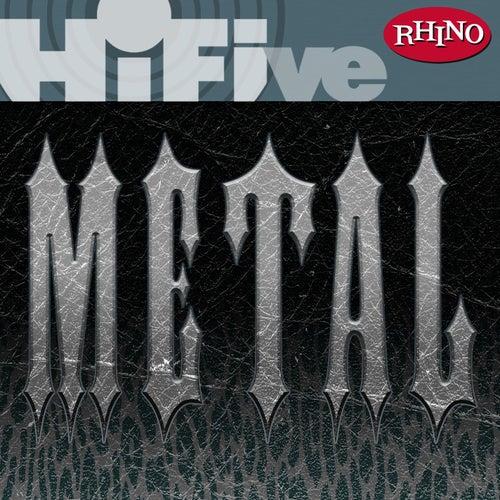 Rhino Hi-Five: Metal by Various Artists
