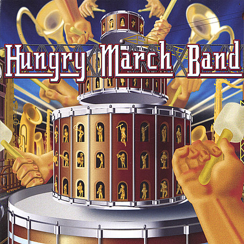 Play & Download Critical Brass by Hungry March Band | Napster