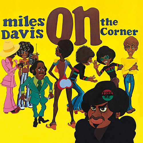 On The Corner by Miles Davis