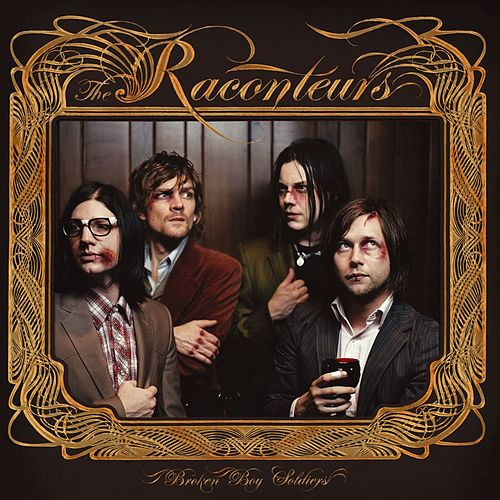 Play & Download Broken Boy Soldiers by The Raconteurs | Napster