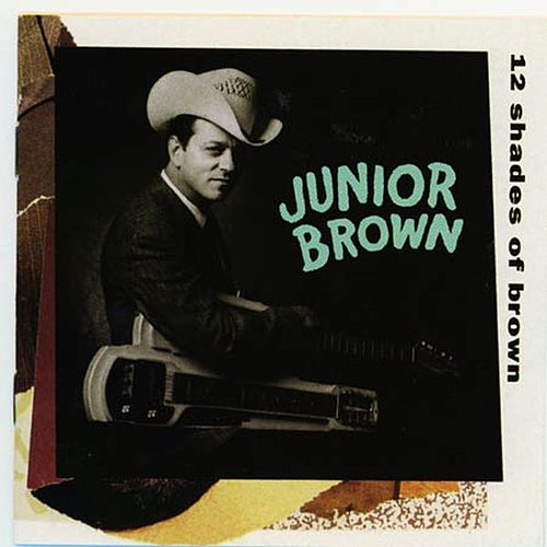 Play & Download 12 Shades Of Brown by Junior Brown | Napster