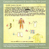 Play & Download Cançons Sobre Poemes De Joan Oliver, Pere Quart by Adolf Pla | Napster