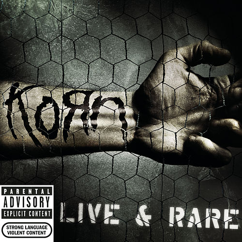 Live & Rare by Korn
