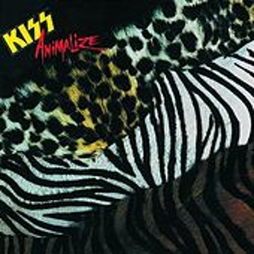 Play & Download Animalize by KISS | Napster