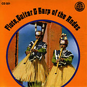 Flute Guitar & Harp Of The Andes by Los Caballeros