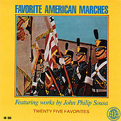 Play & Download Favorite American Marches by Regimental Army Band | Napster