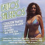 Play & Download Exitos Salseros by Various Artists | Napster