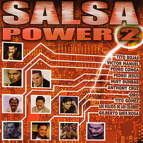Play & Download Salsa Power 2 by Various Artists | Napster