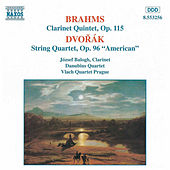 Clarinet Quintet / American Quartet by Various Artists