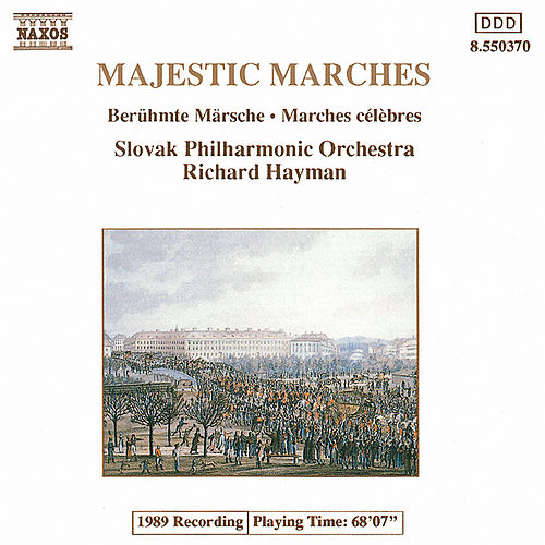 Play & Download Majestic Marches by Various Artists | Napster