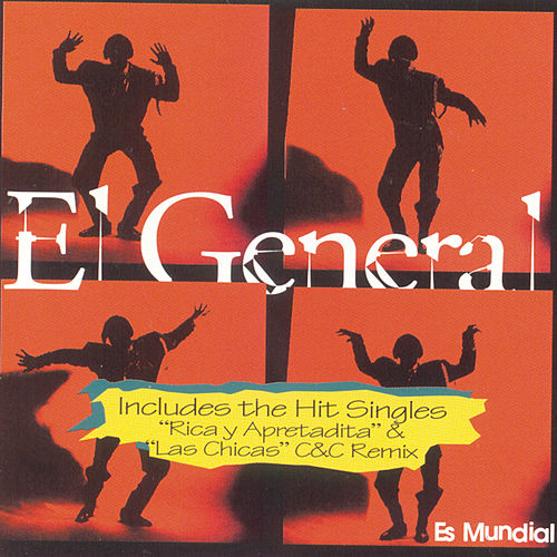 Play & Download Es Mundial by El General | Napster